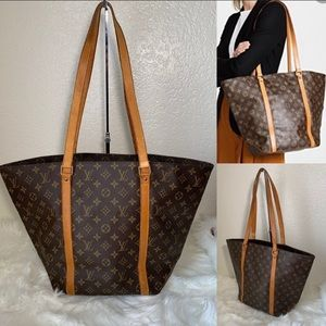 Super huge tote bag By Louis Vuitton